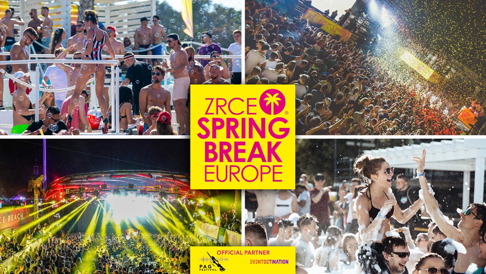 Spring Break Europe 2021